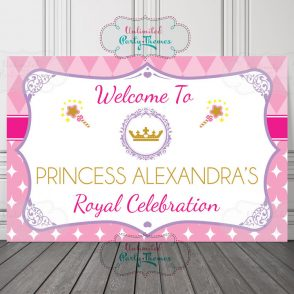 1st Birthday Girl Sign